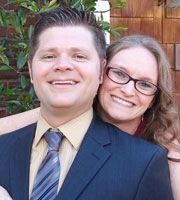 Calvary Community Church Phoenix Arizona Pastoral Intern Bill Davenport and Emily Davenport