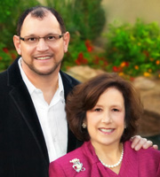 Calvary Community Church Phoenix Arizona Senior Pastor Mark Martin and Leslie Martin