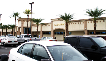 Calvary Community Church :: Phoenix, AZ :: Central Campus :: East Lot