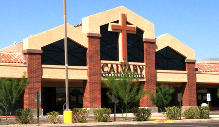 Calvary Community Church :: Phoenix, AZ :: Northwest Campus :: Entry